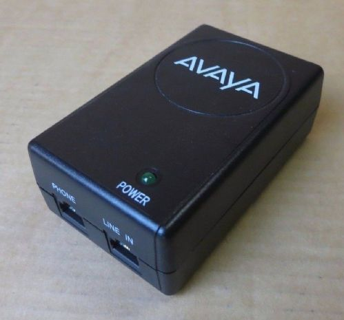 Avaya Power Supply Injector  I.T.E  PW130 1151B1 250V 50-60Hz 420 mA VoIP IP